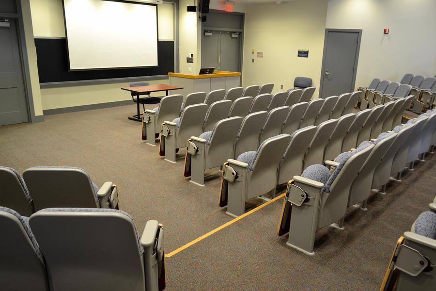 Classroom Profile Claudia Cohen Hall 402 Isc
